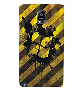 PrintDhaba Windows D-5469 Back Case Cover for SAMSUNG GALAXY NOTE 3 (Multi-Coloured)