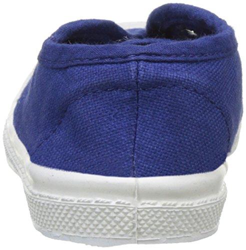 Bensimon Tennis Elly Enfant, Baskets mode mixte enfant Bleu (Bleu Vif)