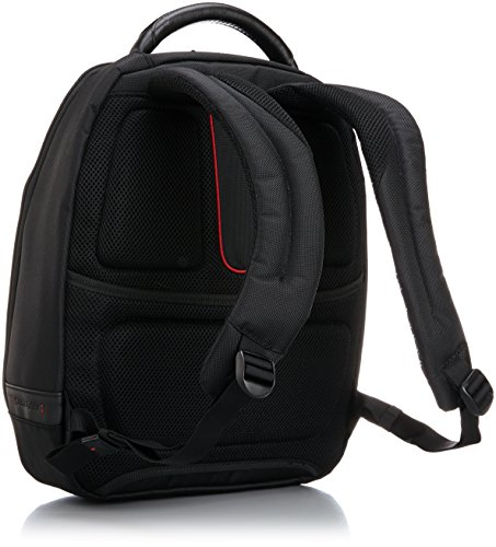 Cheapest Price for Samsonite Pro-Dlx 4 Laptop Backpack Casual Daypack, 14.1-inch, 46 cm, 18 Liters, Medium, Black on Line