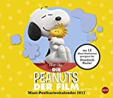 Peanuts - Der Film Maxi Postkartenkalender - Kalender 2017