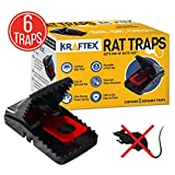 NEW: #1 Rat Traps - Catch Rodents Fast [Quick & Effective] Trapper Pack