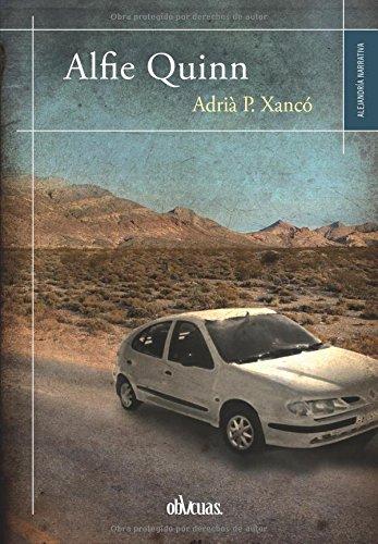 ALFIE QUINN por ADRIÀ P. XANCÓ