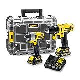 DeWalt DCK211C2T-QW - Juego de herramientas eléctricas a bateria