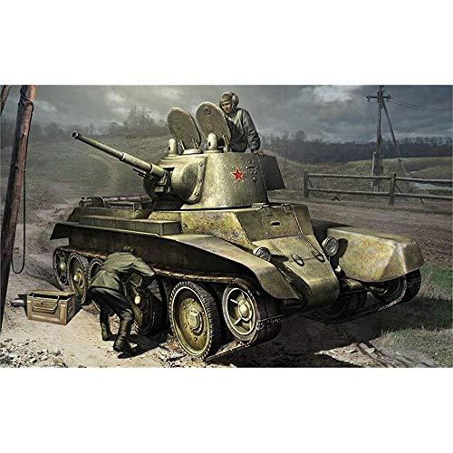 PALOMA NIEVES Coming Order Art BT-2 Tank Repair World of Tanks Generals. Home Decoration Paper Poster Print 10¡Á15Inch(27¡Á40cm) (Tanks Of Generals World)