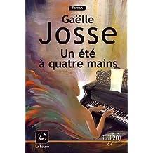 Un été à quatre mains de Gaëlle Josse