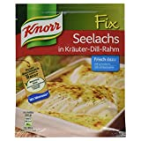 Knorr Fix Seelachs in Kräuter-Dill-Rahm 2 Portionen