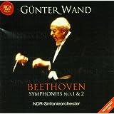 Symphonies 1 & 2 (Ndr So, Wand)