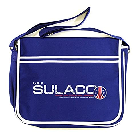 ALIENS: USS SULACO Retro Messenger Bag (One Size Fits All/Royal)