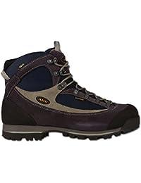 Aku Hombre 550–052Gore Tex Outdoor botas de senderismo Rock II GTX Nero, negro