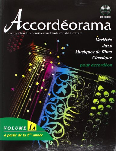 Accordéorama Volume 1a (+ 1 cd)