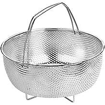 BRA - Cestillo multiusos, acero inoxidable, color gris