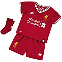 Liverpool FC 17/18 Home Infant Football Kit - Red