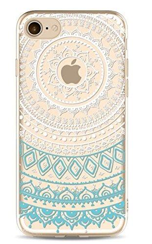 Cover Per iPhone 6/6S Plus 5.5 ,Hippolo Custodia Protettiva Shell Case Cover Per iPhone 6/6S Plus 5.5 in Silicone TPU 3