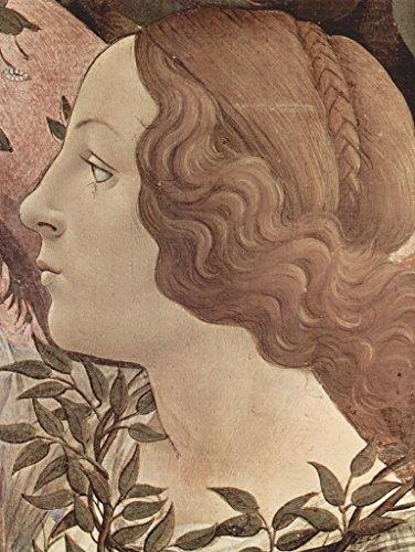 Lais Puzzle Sandro Botticelli - Nascita di Venere, particolare 200 pezzi
