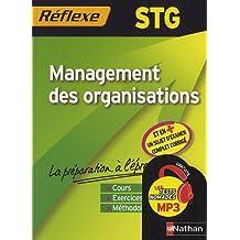 Management des organisations STG - n°89