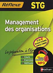 Management des organisations STG - n°89