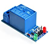SKYNET - Modulo Relè 5V 1 canale per Arduino-Raspberry