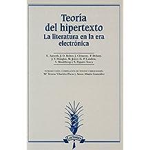 Teoría del hipertexto: La literatura en la era electrónica (Lecturas)