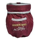 Trixie 32281 Dog Activity Snack-Tasche Goody Bag, ø 11 × 16 cm