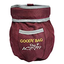Trixie 32281 Dog Activity Snack-Tasche Goody Bag, ø 11 × 16 cm, Sortiert