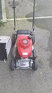 honda izy hrg416 pk tondeuse gazon rotative 4 roues motrices moteur essence. Black Bedroom Furniture Sets. Home Design Ideas
