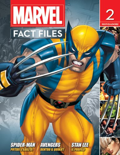 Download Marvel fact files: 2