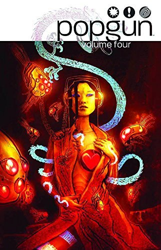 Popgun Volume 4 by Jeffrey Brown (2010-02-24)