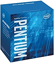 Intel Pentium Kaby Lake G4560 - Microprocesador (DDR4-2133/2400, DDR3L-1333/1600, 3.5 GHz) color plata