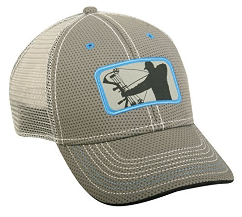 Mossy Oak Major League Schleife Hunter Mesh Back Cap Hunter Knit Hat