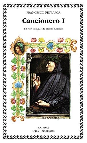 Cancionero, I (Letras Universales) por Francesco Petrarca