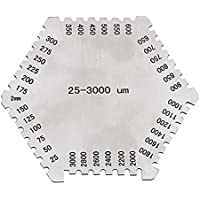 Gazechimp Peine de Película Húmeda de Precisión Accesorios de Cortadoras de Césped Cortacéspedes