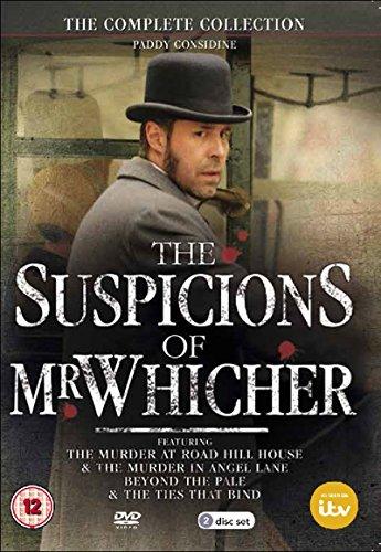 The Suspicions of Mr Whicher: Complete (4 DVDs)