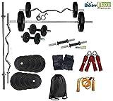 #6: Body Maxx Home Gym Set, 20 Kg