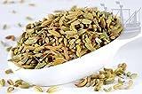 Fenchel Gewürz, ganz, als Tee, zum Brotbacken, Kochen oder Würzen, TOP-gereinigt, 1.Sorte, 100g
