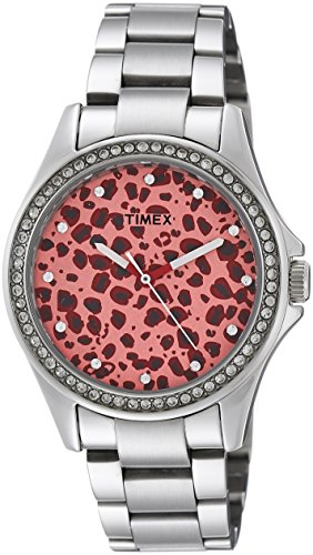 Rot Timex Damen-uhr (Timex Fashion Analog rot Zifferblatt Damen Armbanduhr–ti000o40200)