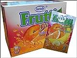 Frutti Instant Getränkepulver ohne Zucker - Geschmackrichtung: Fruit Punch - Früchtepunch 24er Packung