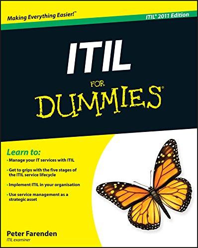 ITIL For Dummies (English Edition) -