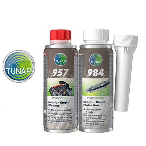 TUNAP Kit Pulizia Motore e iniettori Diesel 984 157