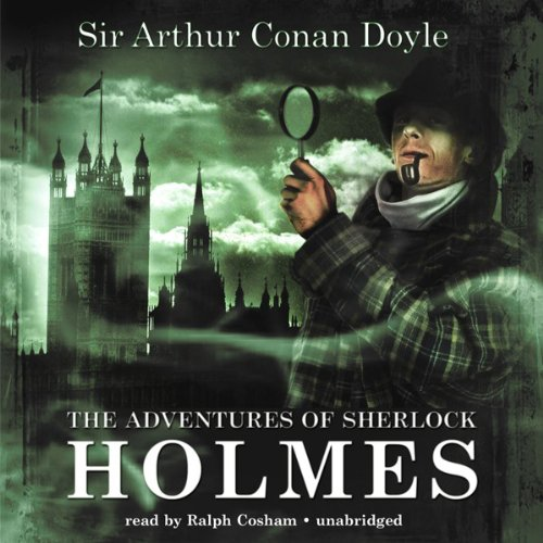 The Adventures of Sherlock Holmes  Audiolibri