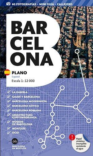 Mapa Barcelona (español) (Mapes) por Aa.Vv