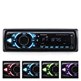 auna MD-150-BT • Car-Radio • Car HiFi-Set • Autoradio • Bluetooth • UKW-Tuner • USB- / SD- / MMC-Slot • Freisprechanlage • Fernbedienung • schwarz