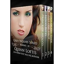 The Grey Wolves Series Starter Bundle