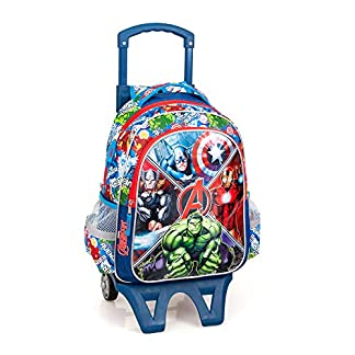 Avengers 63410C Mochila Trolley, 39 centímetros, poliéster