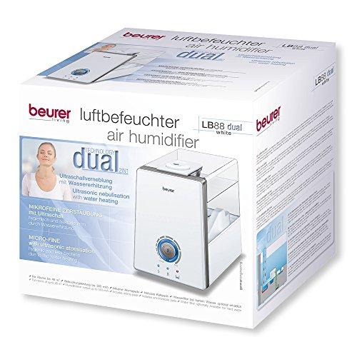 Beurer LB 88 White Dual Luftbefeuchter - 8
