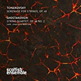 Tchaikovsky: Serenade (Hybrid SACD)(Plays on all CD players) by Scottish Ensemble