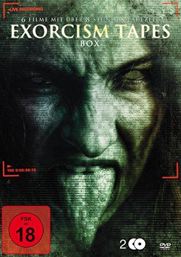 Exorcism Tapes Box [2 DVDs]