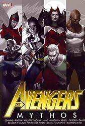 [ AVENGERS: MYTHOS (AVENGERS (MARVEL UNNUMBERED)) ] Avengers: Mythos (Avengers (Marvel Unnumbered)) By Jenkins, Paul ( Author ) Apr-2012 [ Hardcover ]