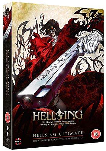 Hellsing Ultimate - Volume 1-10 ...