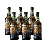 Portwein Real Companhia Velha Dom José Ruby - Dessertwein - 6 Flaschen