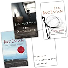 Ian McEwan 4 Books Collection Pack Set RRP: 33.65 (On Chesil Beach, The Dayd...